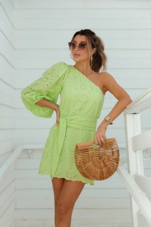 Vestido lesie verde - desnude