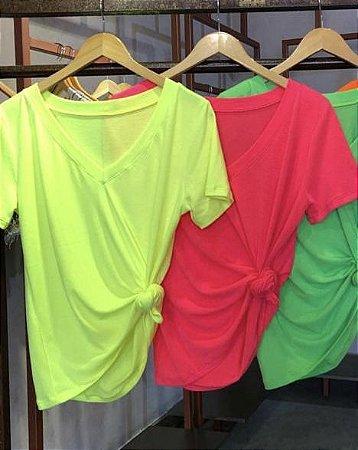 Blusa Podrinha Neon