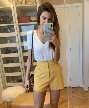 Blusa T-Shirt Off White - Cloude