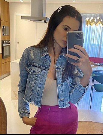 Jaqueta jeans - cloude