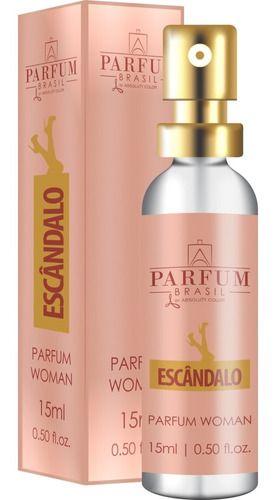 Perfume Escândalo Parfum Brasil15ml By Absoluty Color