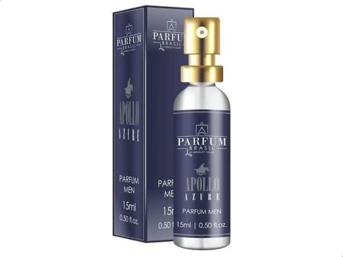 Perfume Apollo Azure  Parfum Brasil 15ml By Absoluty Color
