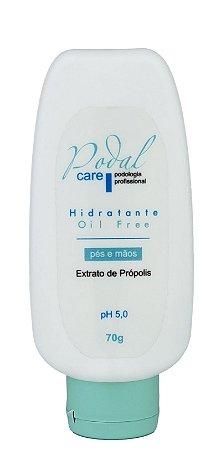 Hidratante Oil Free Para Pés E Mãos Podal Care 70g