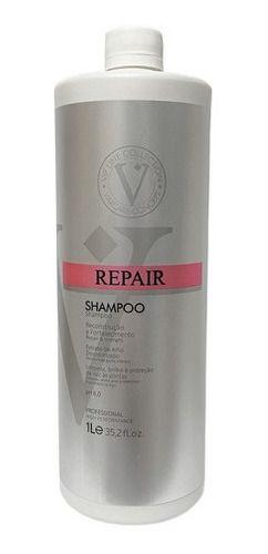 Shampoo Repair Varcare Concept Vip Line Collection 1 L
