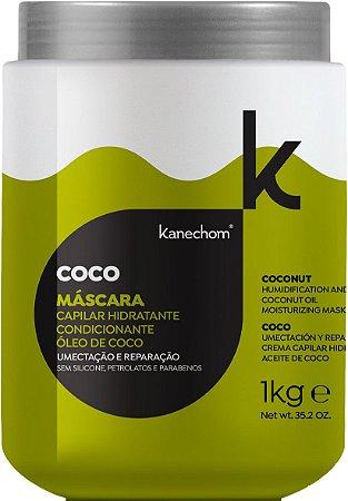 Kanechom Máscara Capilar Hidratante Condicionante óleo De Coco
