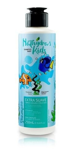 Shampoo Baby Extra Suave Nathydra's Kids 250 mL