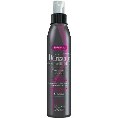 Softhair Defrizante Spray Ácido Hialurônico 140ml