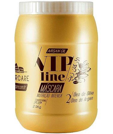 Mascara Nutrição Intensa Varcare  Argan Oil Vip Line 2,5 kg