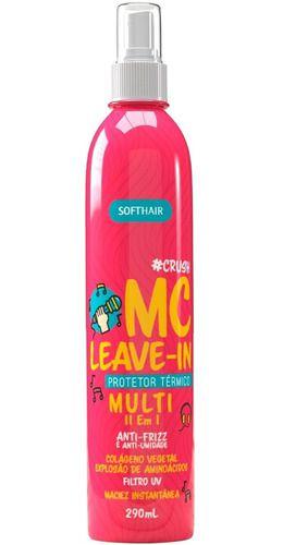 Defrizante Spray Mc Leave-in Multi 11 Em 1 Softhair 290ml