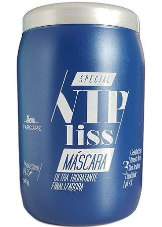 Varcare Máscara Vip Liss Ultra Hidratante Finalizadora Special - 980Gr
