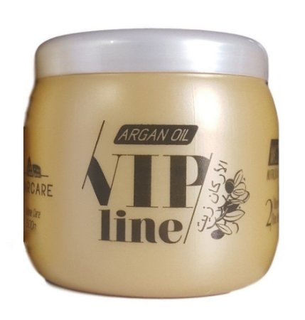 Mascara Argan Oil VIP LINE Nutrição Intensiva - 500 gr