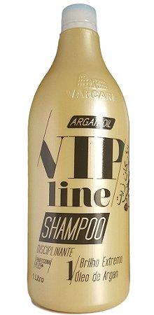 Varcare Shampoo Profissional Disciplinante Argan Golden Oil - 1 Litro
