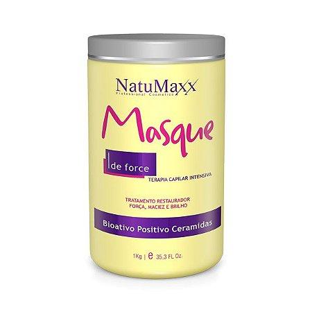 Natumaxx Mascara de Terapia Capilar Intensiva Ceramidas 1kg