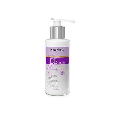 BB Cream C/ Função Leave-in Sem Enxague 10 em 1 Beauty Balm Natumaxx - 250 ml
