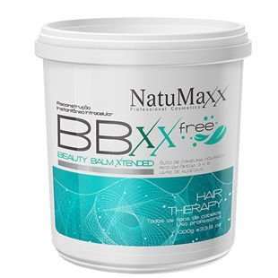 Natumaxx - Beauty Balm Xtended Free Redutor de Volume Free 1Kg