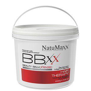 Natumaxx Beauty Balm Extended Btx Red Reconstrução Instantanea 2 Kilo