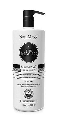 The Magic – Natumaxx Shampoo que Alisa 1 Litro