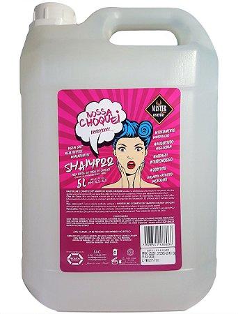 Master Line Cosméticos Nossa Choquei Shampoo 5 Litros