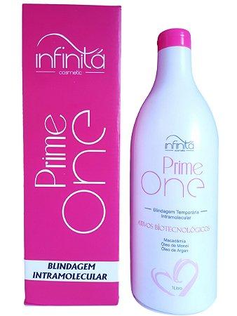 Infinita Cosmetic Prime One Blindagem Intracelular  - 1 Litro