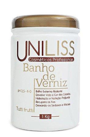 Uniliss Mascara Banho De Verniz 1 kg