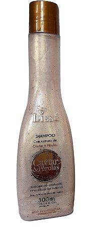 Lissé Caviar E Pérolas Shampoo 300 ml Revitalização Intensa