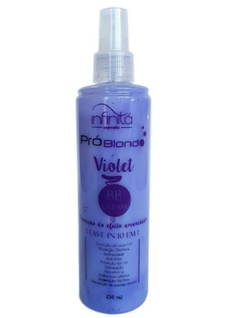 Infinitá BB Cream Pró Blond Violet  Leave in  250 mL