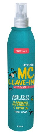 Mc Leave-In Soft Hair Crush Defrizante Spray Anti-frizz