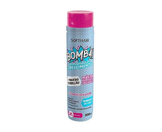 Soft Hair Condicionador Bomba Explosão de Crescimento