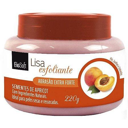 Biosoft Lisa Esfoliante Sementes de Apricot