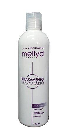 Relaxamento Temporário Termo-Ativado 500mL - Mellyd Capelli