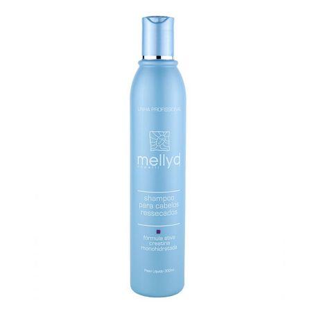 Mellyd Capelli Shampoo Para Cabelos Ressecados Home Care