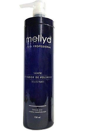Mellyd Capelli  Shampoo ativador de Polimero