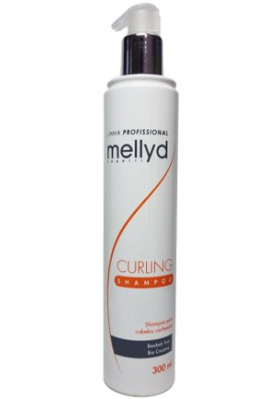 Mellyd Capelli  Shampoo Curling Linha Profissional 300mL
