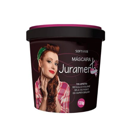 Juramento Máscara Soft Hair 120gr