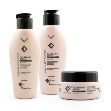 Varcare Concept Kit Nourishing System  Nutrition 100ml