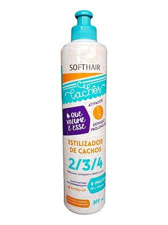 Soft Hair Estilizador de Cachos Definição Prol. que Volume e Esse