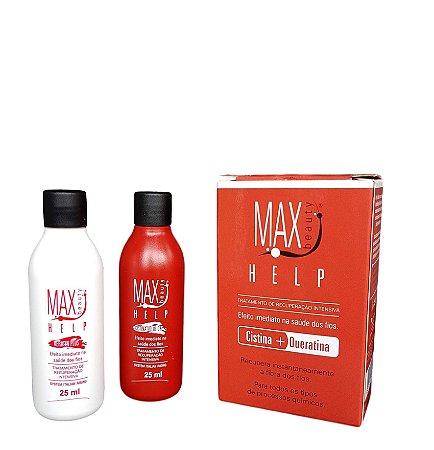 Help Max Beauty Kit Recuperação Imediata Mini