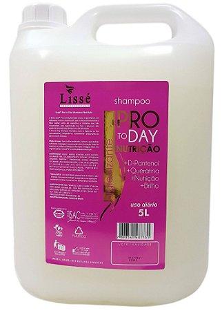 Lissé Shampoo Higienizante Nutrição Pro to Day 5L
