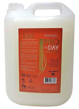 Lissé Shampoo Revigorante Pro To Day Reconstrutor Profissional 5L
