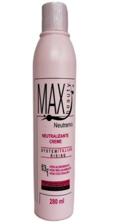 Neutramix Max Beauty Ação 3 em 1 Creme Neutralizante 280mL
