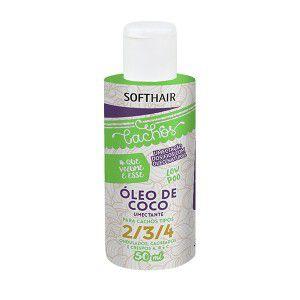 Soft Hair Cachos Óleo de Coco Umectante Para Cachos 50mL