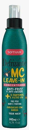 Softhair Spray Defrizante MC Leave-in Concentrado Com Babosa 140mL