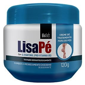 Lisa Pé D-Pantenol Biosoft120gr
