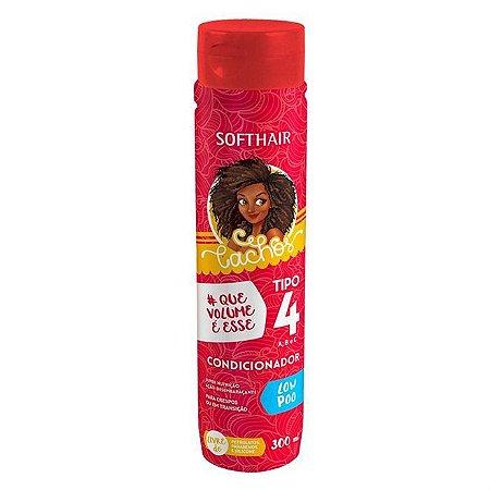 Condicionador Cachos Tipo 4abc Soft Hair Low Poo