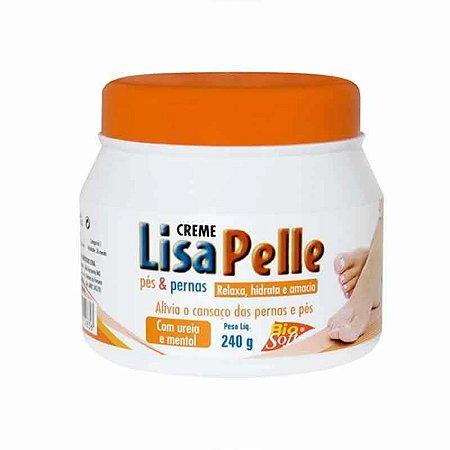 Lisas Pelle Creme Pés e Pernas Bio soft 240g
