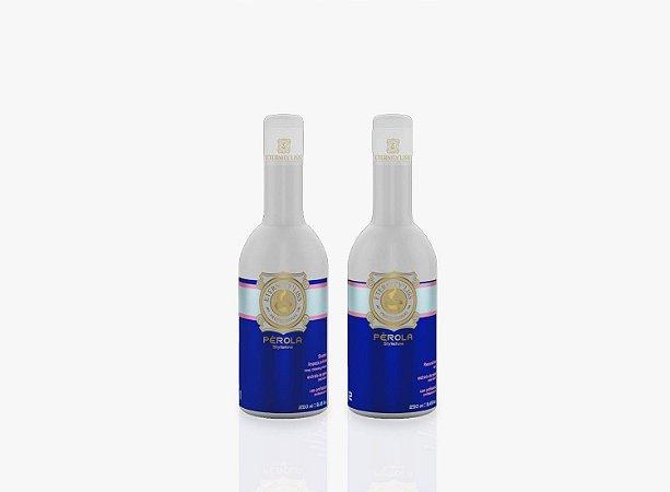Eternity Liss Professional Shampoo e Condicionador Pérola 250ml