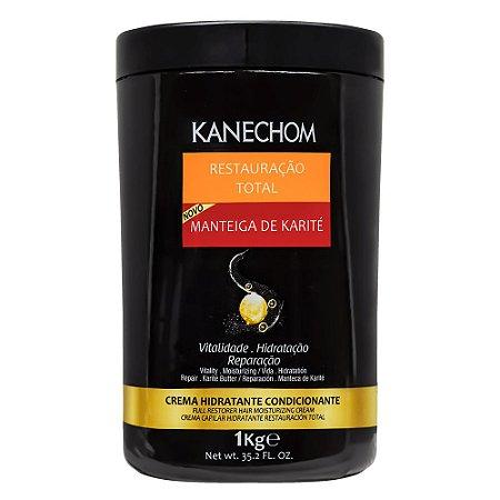 Kanechom Restauração Total Manteiga de Karité Creme Hidratante 1Kg