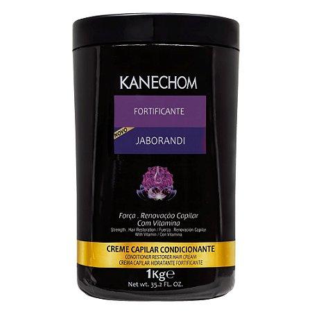 Kanechom Fortificante Jaborandi Creme Capilar Condicionante 1Kg