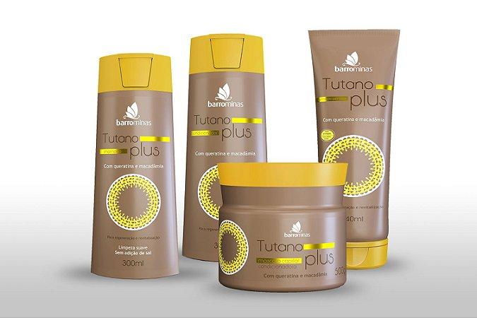 Barrominas Tutano Plus Kit Completo Nutrição Prolongada