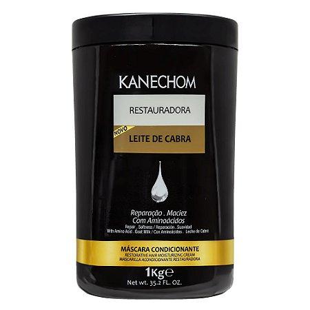Kanechom Leite de Cabra Máscara Condicionante Restauradora 1kg